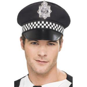 1236 - Police Panda Cap