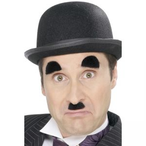 1905 - Chaplin, Tash & Eyebrows