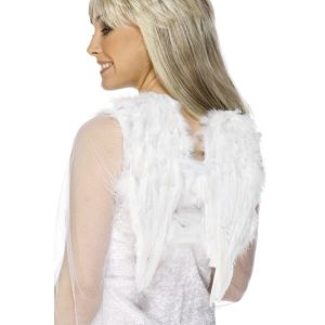 20131 - Angels Wings, White