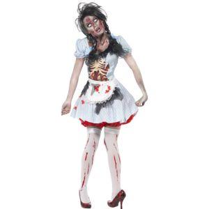 21579 - Horror Zombie Dorothy Costume