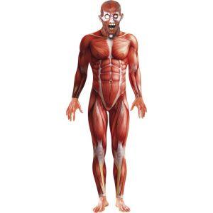 21580 - Anatomy Man Costume