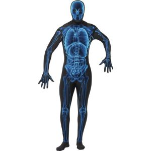 21622 - X Ray Costume, Second Skin Suit