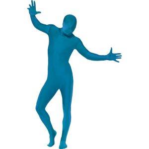 21739 - Second Skin Suit, Blue