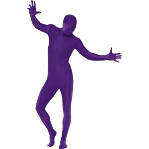 21743 - Second Skin Suit, Purple