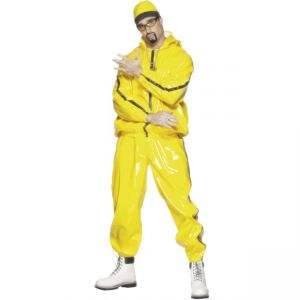 21843 - Rapper Suit, Yellow