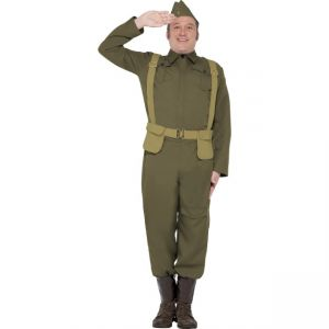 22132 - WW2 Home Guard Private Costume