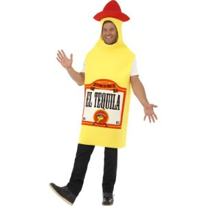22592 - Tequila Bottle Costume