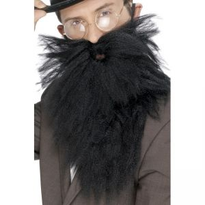 22832 - Ong Beard And Tash, Black