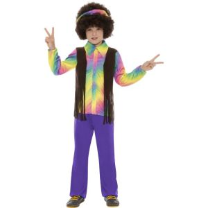 22906 - Hippie Aroma Child Costume