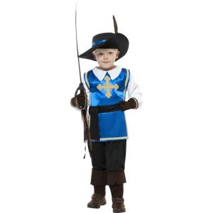 22907 - Musketeer Child Costume