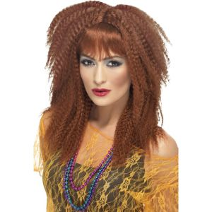 23155 - Crimp Wig Brown