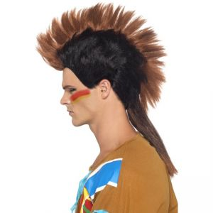 23516 - Indian Male Wig