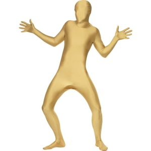 23690 - Second Skin Suit Gold