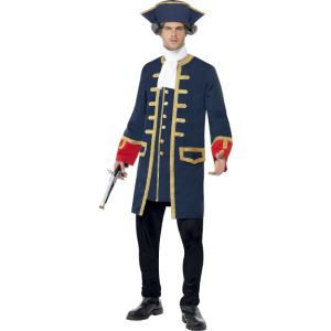 24168 - Pirate Commander Costume