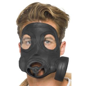 24211 - Gas Mask, Black