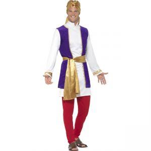 Arabian Prince Costume, Aladdin