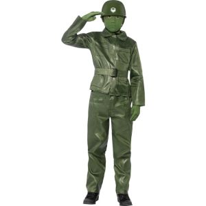 25481 - Toy Soldier Costume