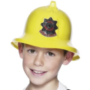 26116 - Fireman Hat, Yellow