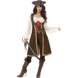 26225 - High Seas Pirate Wench Costume