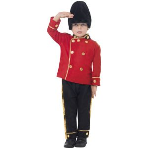 26859 - Busby Guard Costume