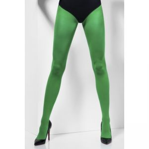 27139 - Opaque Tights, Green