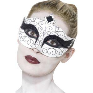 27318 - Ghotic Swan Eyemask