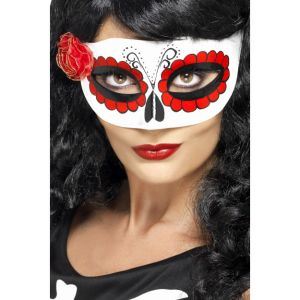27854 - Mexican Day Of The Death Eyemask