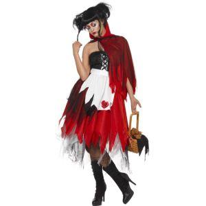 28041 - Naughty Biting Hood Costume
