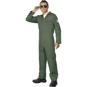 28623 - Aviator Costume, Green