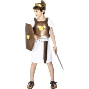 29020 - Greek Solfier Armour, Bronze