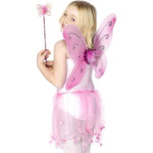 29106 - Pink Butterfly Wings