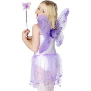 29170 - Purple Butterfly Wings