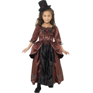 31115 - Vampiress Costume, Brown