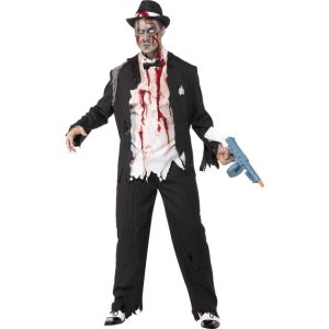 31910 - Zombie Gangster Costume