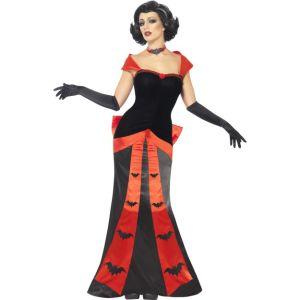 33274 - Glam Vampiress Costume, With Dress