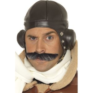 33437 - Flying Hat, Brown