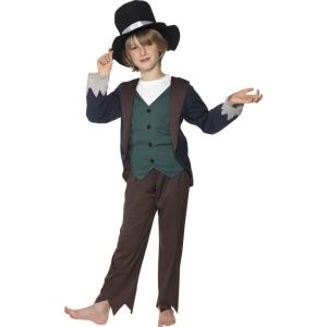 33708 - Victorian Poor Boy Costume