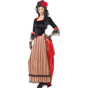 34290 - Authentic Western Town Sweetheart Costume