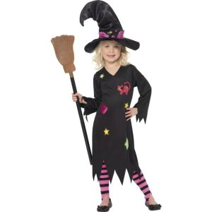 35655 - Cinder Witch Costume