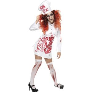 35864 - Hell\'s Kitchen Bloody Chef Costume