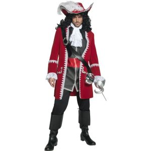 36174 - Authentic Pirate Captain Costume