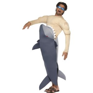 36378 - Man Eating Shark Costume