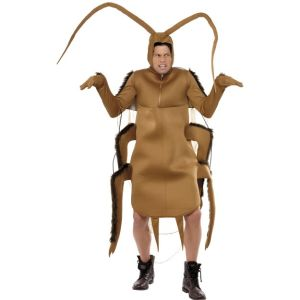 36571 - Cockroach Costume, Brown