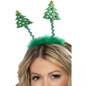 38462 - Christmas Tree Boppers, Green