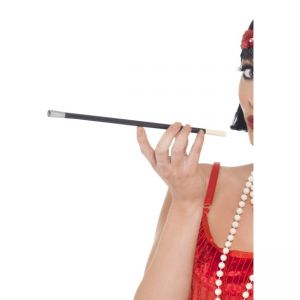 384 - 20S Style Cigarette Holder, Black