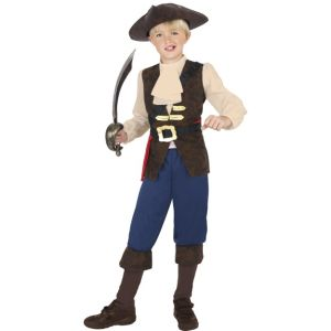 38664 - Pirate Jack Boy Costume