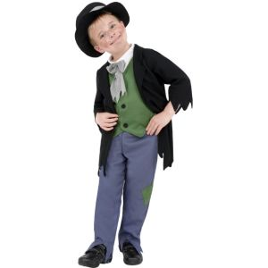 38671 - Dodgy Victorian Boy Costume
