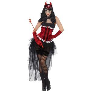 38684 - Diva Demonique De Vil Costume