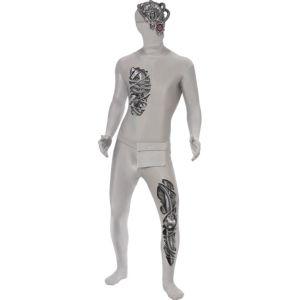 38876 - Robotic Second Skin Costume