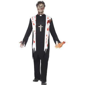38878 - Zombie Priest Costume